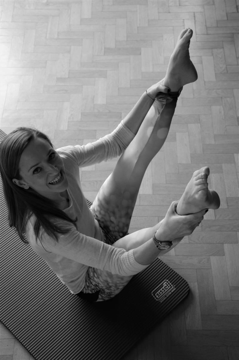 Pilates – jak zostałam nauczycielem