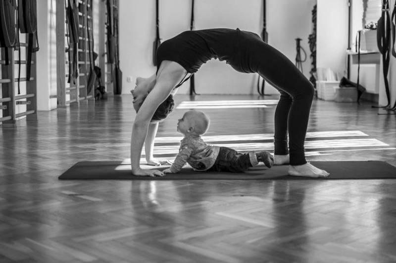 Ćwiczenia idziecko, czyli jak tougryźć?