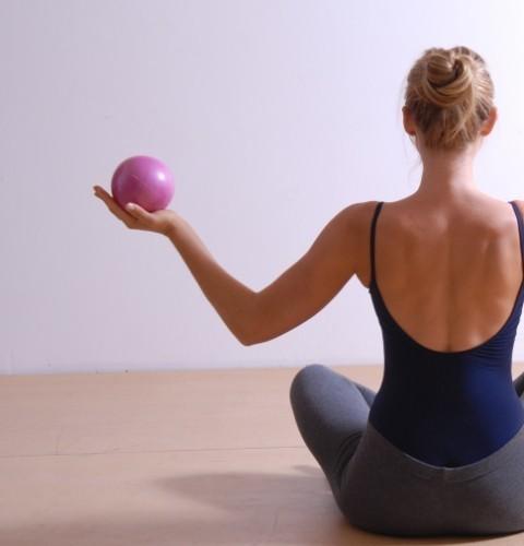 Trening w domu – piłeczki-ciężarki