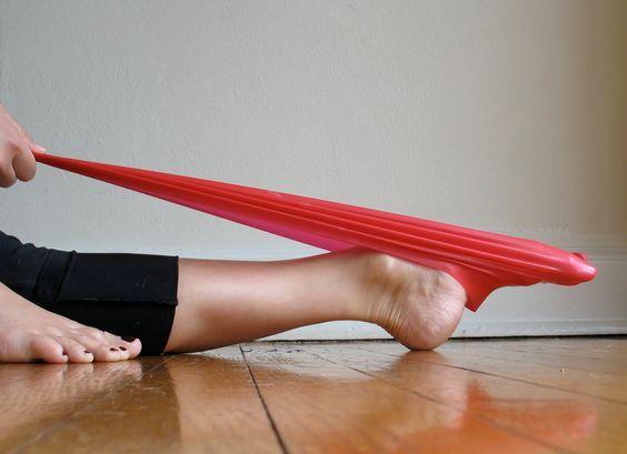Trening w domu – trening z taśmą