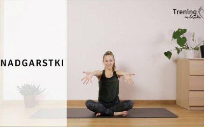 Ból nadgarstka – filmik z ćwiczeniami