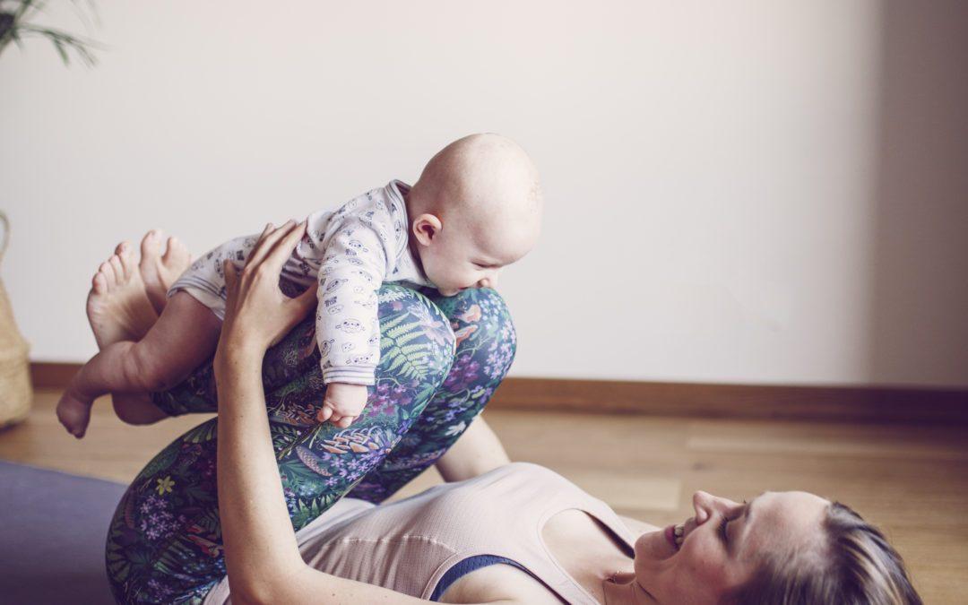 Szybki powrót do formy po ciąży, czyli błędy, które popełniłam